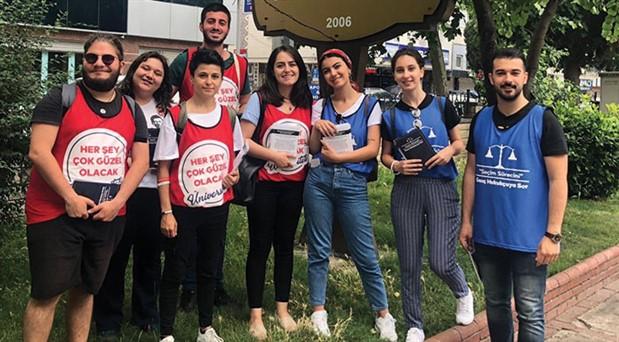 """""""Her Şey Çok Güzel Olacak Üniversiteli Kampanyası"""" devam ediyor"""