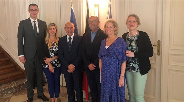 İzmir-Avrupa işbirliği için önemli adımlar