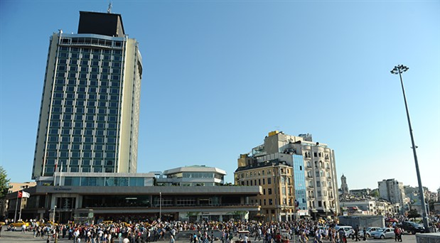 The Marmara Oteli'nin sahibine İBB'den milyonlarca liralık ihale