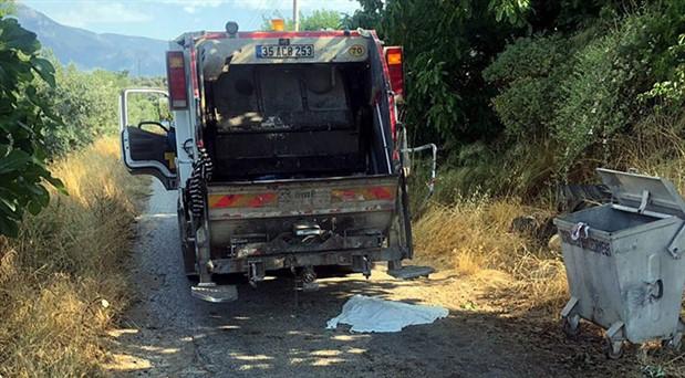 Çöp konteynerinde cansız bebek bulundu