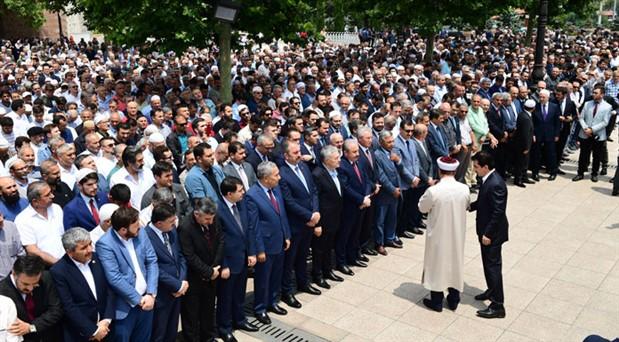 Erdoğan'ın Mursi sevdası