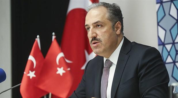 AKP'li Yeneroğlu'ndan 'öz eleştiri' çağrısı