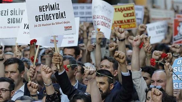 Gezi'yi yargılayamazlar Gezi onları yargılayacak