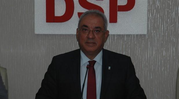 DSP Genel Başkanı Aksakal: İmamoğlu'nu tebrik ediyorum