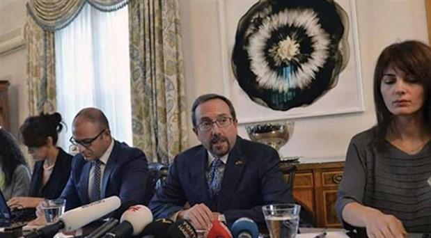 ABD Başkonsolosluğu görevlisi Cantürk serbest bırakıldı