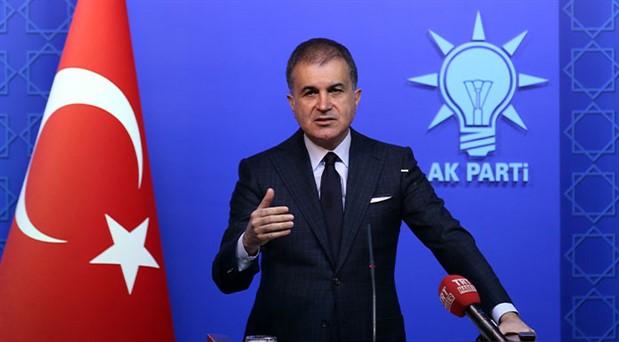 AKP Sözcüsü Çelik: İmamoğlu'nu tebrik ederiz