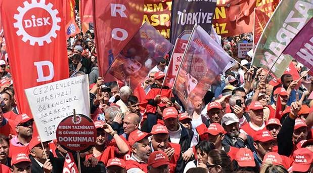 Emek örgütleri ve sosyalistler: Mücadeleyi büyütelim