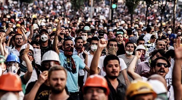 Gezi davasının ikinci duruşması bitti: Yiğit Aksakoğlu tahliye edildi