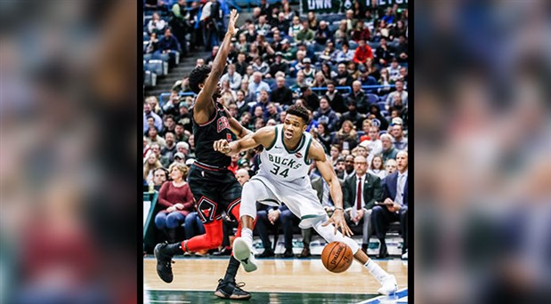 NBA'de 2018-2019 sezonunun MVP'si Giannis Antetokounmpo