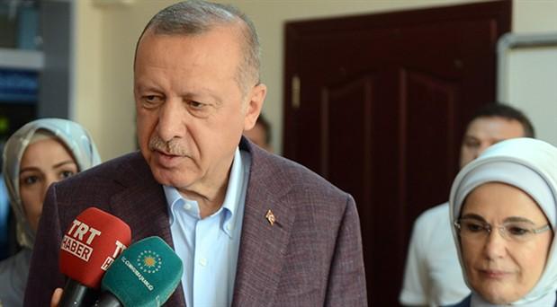 YSK'den Erdoğan'ın diploması için yapılan başvuruya ret