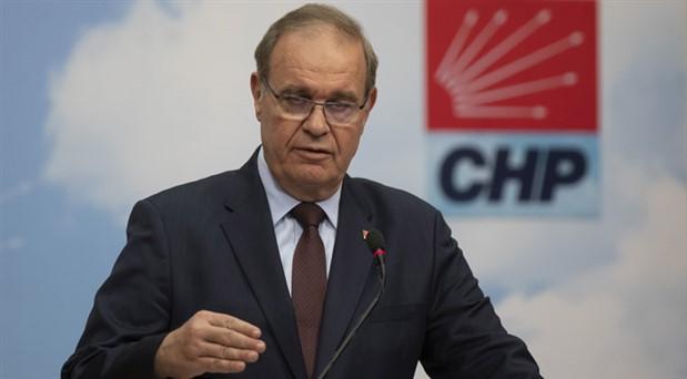 CHP'den iktidara 'yetki gasbı' tepkisi