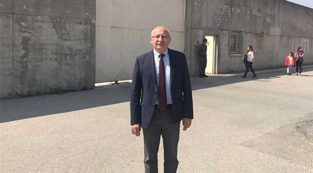 CHP'li Çakırözer, Eren Erdem'i ziyaret etti: Bu adaletsizlik bir an önce son bulmalı