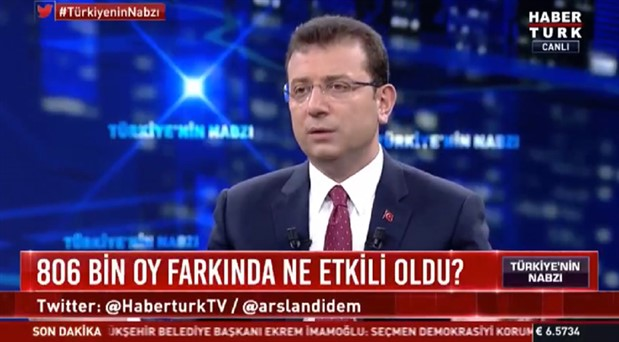 İBB Başkanı İmamoğlu: Troll belediye çalışanı istemiyoruz