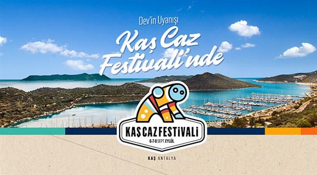 Kaş Caz Festivali'nin programı belli oldu