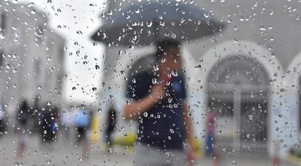 Marmara için gök gürültülü sağanak yağış uyarısı