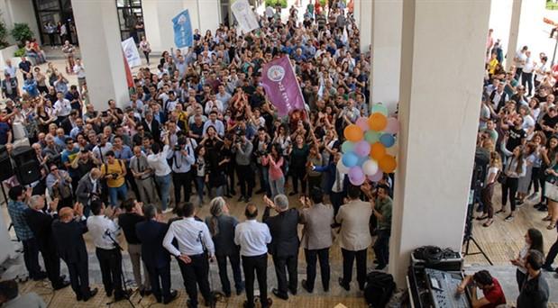 İzmir Büyükşehir'de toplu sözleşme masası kuruldu