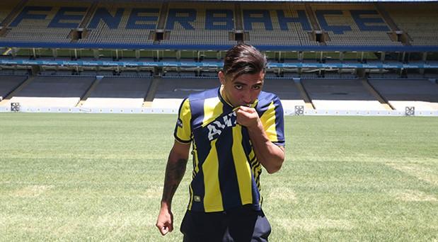 Fenerbahçe, Allahyar ile 5 yıllık anlaşmaya vardı