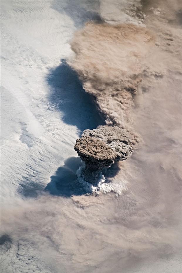 Uzaydan çekilen Dünya görüntüleri