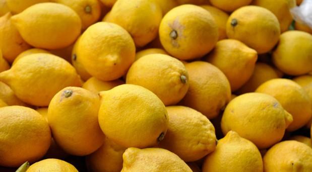 Haziran ayının zam şampiyonu limon