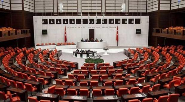 Meclis'te kim, ne kadar çalışıyor, belli oldu