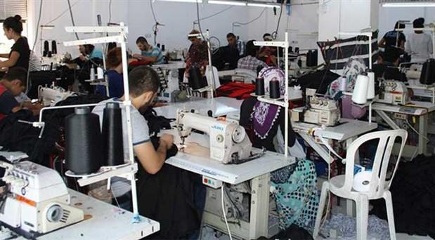 800 bin Suriyeli işçiden sadece 80 bini kayıtlı