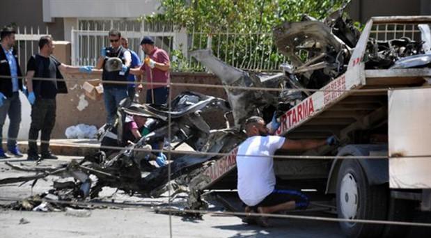 Reyhanlı'da patlama sonrası gözaltılar