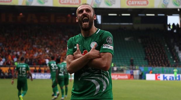 Vedat Muriç rekabetini kazanan taraf Fenerbahçe oldu