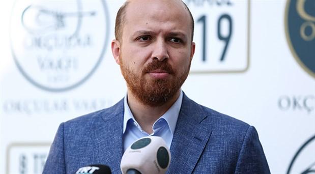 """Bilal Erdoğan'dan """"Okçular Vakfı"""" açıklaması"""