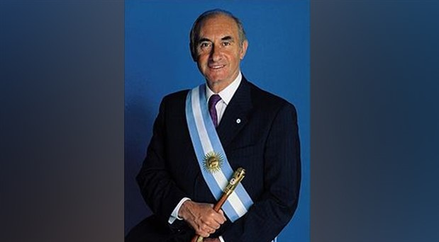 Arjantin'in eski devlet başkanı De la Rua hayatını kaybetti