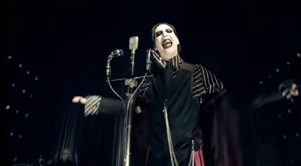 Marilyn Manson, Stephen King uyarlaması dizide rol alacak