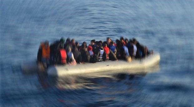 Tunus açıklarında batan tekneden 71 göçmen kurtarıldı