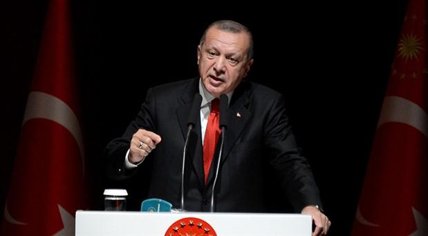 Erdoğan: Faizi tek haneye indireceğiz