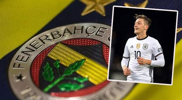 Fenerbahçe'den Mesut Özil açıklaması: Herhangi bir ilgimiz yok