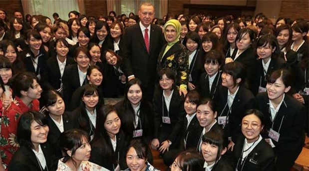 'Talimat' alındı: Kadın üniversitesi için jet adım