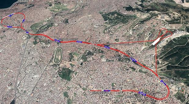 18 aydır Saray'dan onay bekleyen Buca metrosu Meclis gündeminde