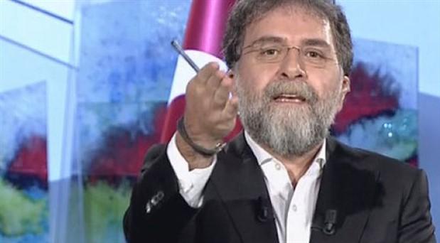 Ahmet Hakan, Erdoğan'ın uçağına binmesini böyle savundu: Hadi len oradan