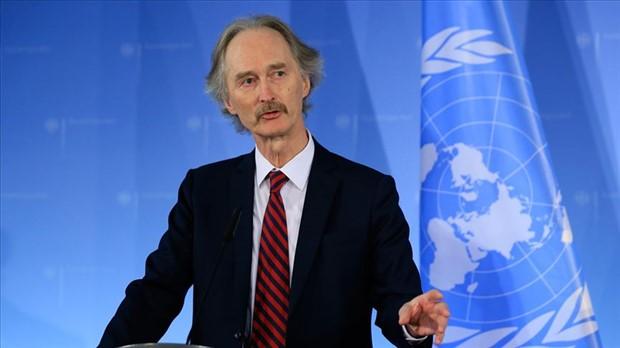 BM Suriye Özel Temsilcisi Pedersen: Suriye'de Anayasa Komitesi'nin kurulmasına çok yakınız