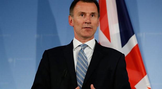 İngiltere Dışişleri bakanından 'Kaşıkçı cinayeti' açıklaması