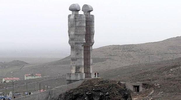 Erdoğan'ın ucube dediği anıt hakkında 8 yıl sonra karar