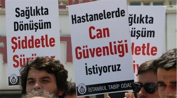 İzmir'de hekime şiddet uygulayan saldırgan tutuklandı