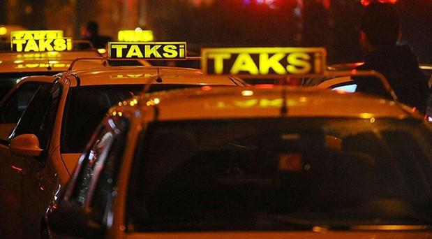 Kadın turisti döven taksiciye İBB'den ceza
