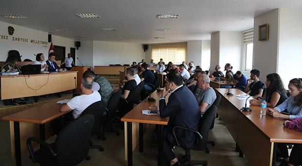 Maltepe Belediyesi'nden gürültü toplantısı