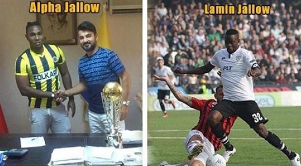 Menemenspor yanlış futbolcuyu mu transfer etti