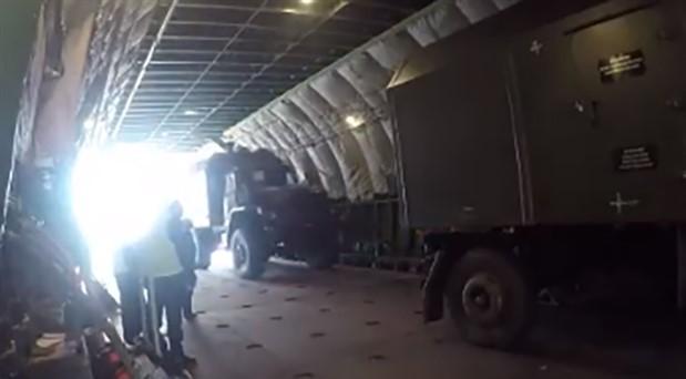 Rusya Savunma Bakanlığı'ndan S-400 paylaşımı