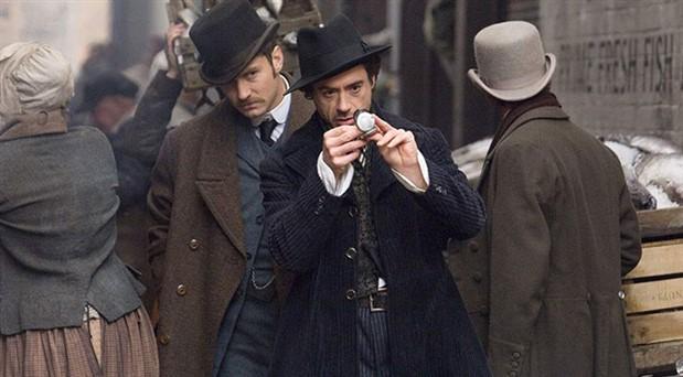 Sherlock Holmes 3 geliyor: Dexter Fletcher yönetecek