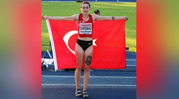Türkiye, U23 Avrupa Atletizm Şampiyonası'nda ilk madalyasını kazandı