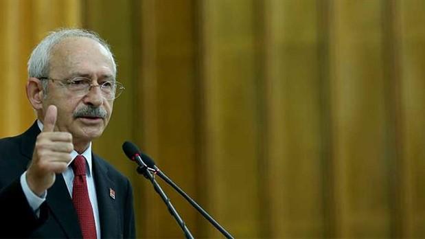 Kılıçdaroğlu: Erdoğan'ı çağıracak ve soracak yürekli bir savcı arıyorum