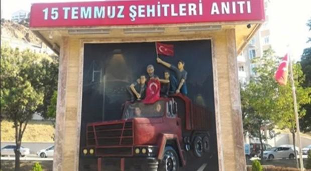 Mamak Belediyesi: Şerife Boz anıtı revize edilecek