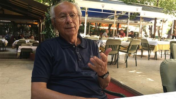 Türkiye'nin önde gelen düşünürlerinden Fikret Başkaya: Solun kendini yeniden yaratması gerekiyor