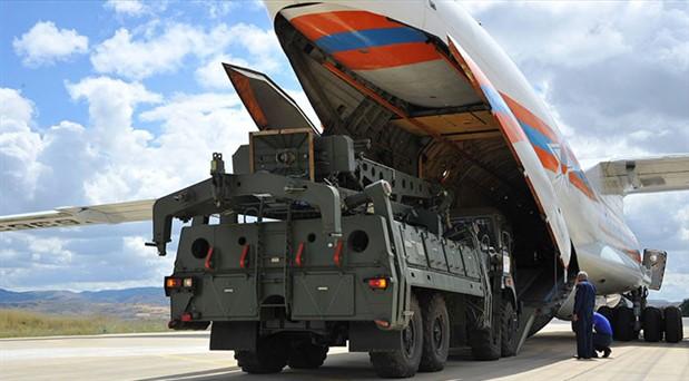 Türkiye S-400'leri teslim alıyor